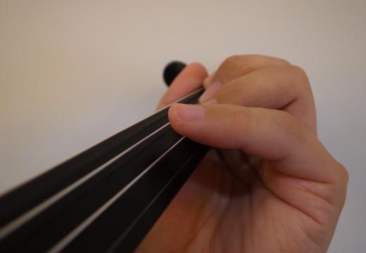 小提琴基礎 II左手手指容易被忽略的錯誤 II