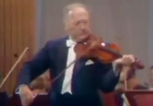 海飛茲演奏的蘇格蘭幻想曲世界第一