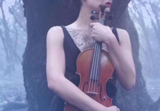 小提琴家安梅耶的四季協奏曲宣傳MV短片