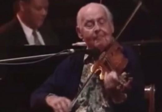 爵士小提琴大師Stephane Grappelli