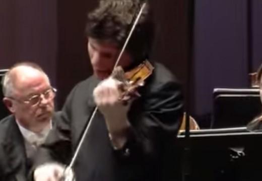 浴火重生的小提琴家