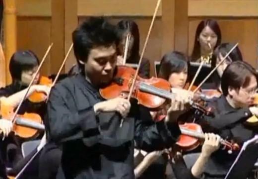 人生不同階段的小提琴演奏 獻給所有教過張桀瑋的老師們