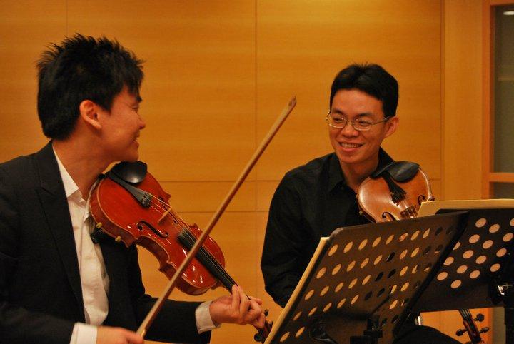 與好友一起玩音樂,是人生快樂的事情