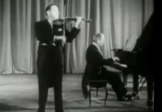舒曼貼心為帕格尼尼寫的伴奏譜