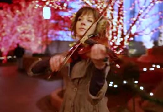 好聽又好看的小提琴版本耶誕歌