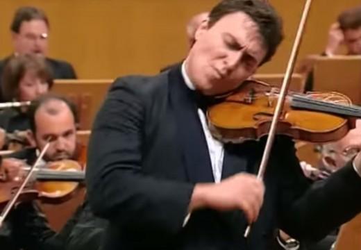 充滿節奏感的西貝流士小提琴協奏曲第三樂章