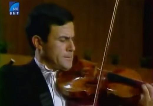 很少聽見的帕格尼尼第五號小提琴協奏曲