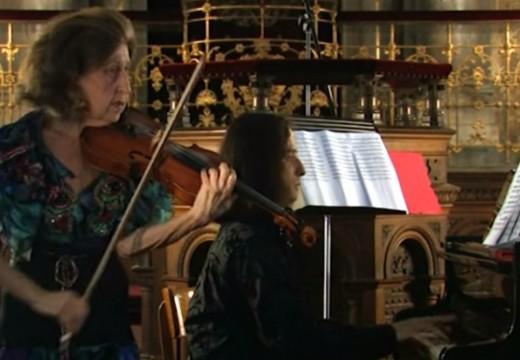 活到老拉到老的小提琴家 伊達.亨德爾(Ida Haendel)