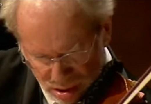 詭異的巴爾托克小提琴奏鳴曲