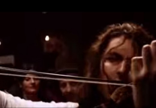 真實呈現了19世紀的小提琴鬼才電影「帕格尼尼」由大衛蓋瑞(David Garrett) 主演