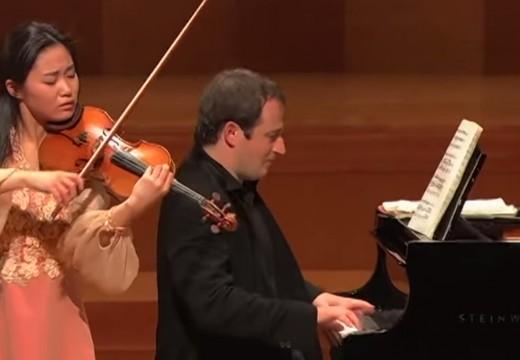 托改編大師克萊斯勒之福,在小提琴上也能享受優美的斯拉夫舞曲
