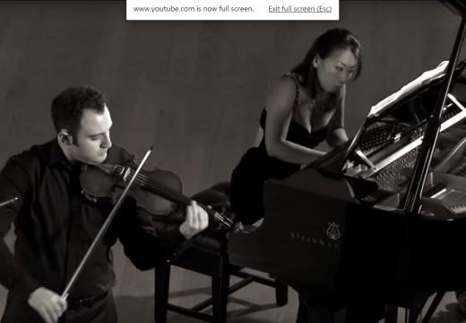 你的第一首維尼奧夫斯基是傳奇曲嗎?