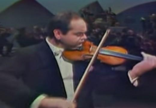 不要只認識帕格尼尼的隨想曲,還有這首好浪漫的維也納隨想曲