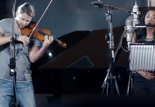 聽了會起雞皮疙瘩的小提琴與美聲二重奏