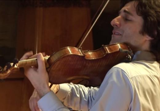 世界最貴小提琴音色如何?用無伴奏來一聽究竟