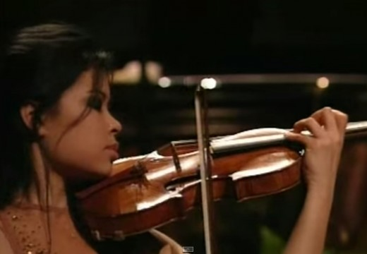用這場音樂會認識小提琴家陳美