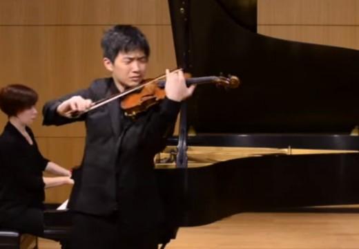 一起為台灣入圍者加油 再次爭奪伊莉莎白女王小提琴大賽