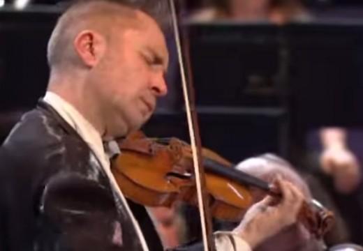 住著某人靈魂的愛爾加小提琴協奏曲