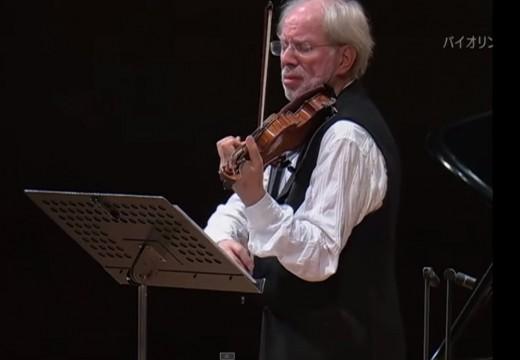 獻給比利時同鄉的法朗克小提琴奏鳴曲
