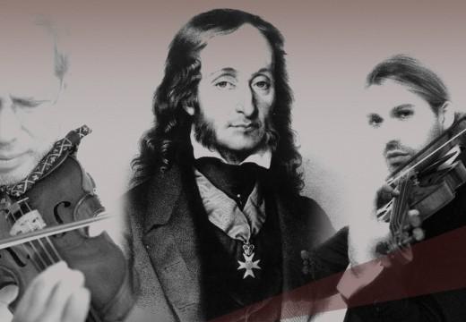透過兩位在世小提琴家的電影,重新認識帕格尼尼