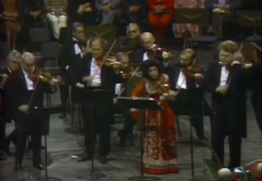 小提琴四大巨頭齊聚的韋瓦第小提琴協奏曲