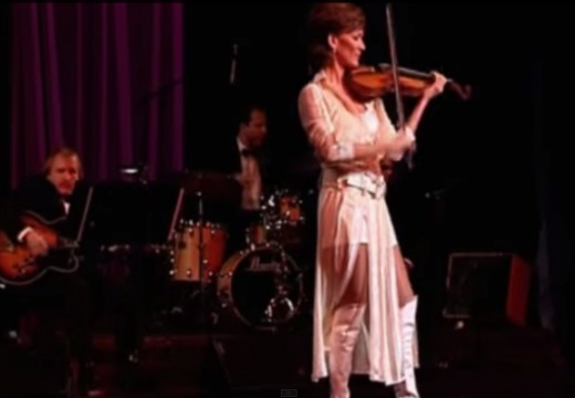 好爵士的「教父」小提琴演奏