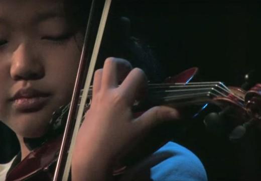 9歲小朋友演奏的前奏與塔朗泰拉