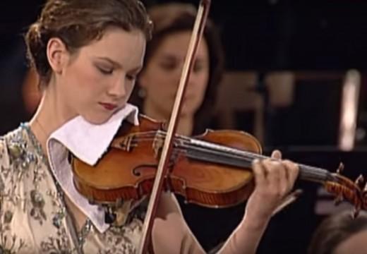 教宗面前的莫札特小提琴協奏曲