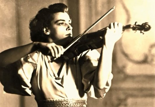 珍貴的詩曲版本吉奈特‧奴娃(Ginette Neveu)1946