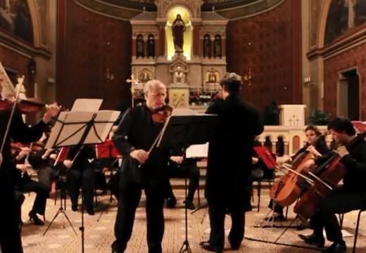 適合與朋友同樂的韋瓦第雙小提琴協奏曲