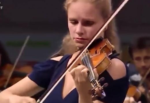 三大小提琴協奏曲之一「孟德爾頌」