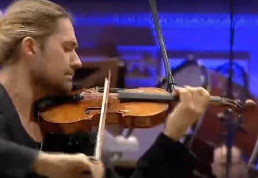 2015大衛蓋瑞古典曲目音樂會