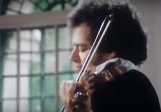 小提琴聖經之巴哈組曲第二號 帕爾曼(Itzhak Perlman  )完美詮釋