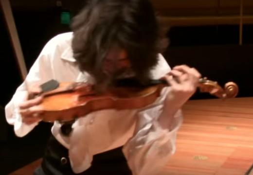牙齒小提琴演奏法!羅曼金(Roman Kim)