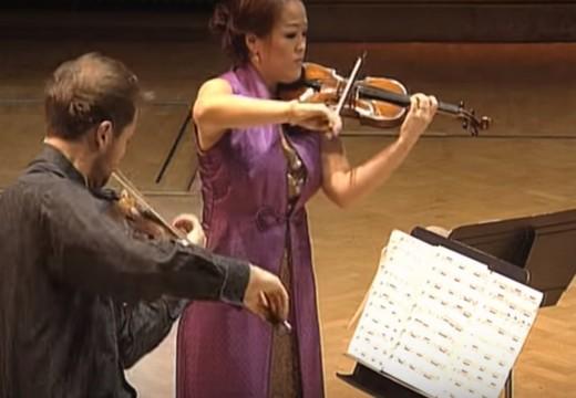 兩隻小提琴就可以玩的二重奏|維尼奧夫斯基隨想曲