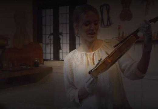 BBC名琴史特拉底瓦里紀錄片