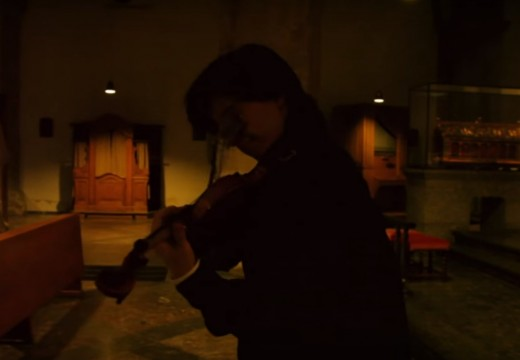 小提琴狂人Roman Kim獻給大師的創作