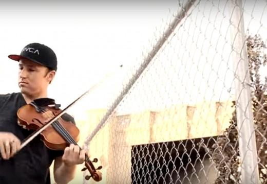喜歡小提琴只能演奏古典音樂嗎?