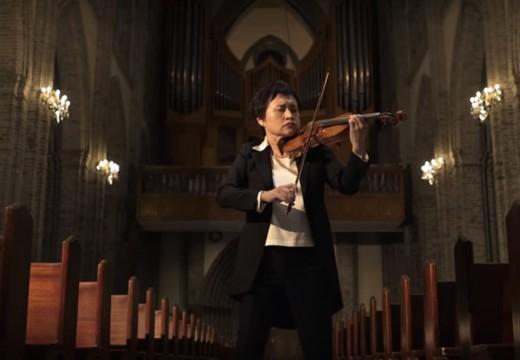 傳奇小提琴家鄭京和(Kyung Wha Chung )2014重返舞台