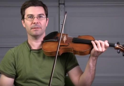 考進職業樂團小提琴手必拉曲目Don Juan《洛杉磯愛樂專家意見》