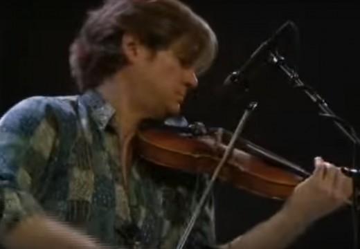 從帕格尼尼到麥可傑克森的小提琴無伴奏
