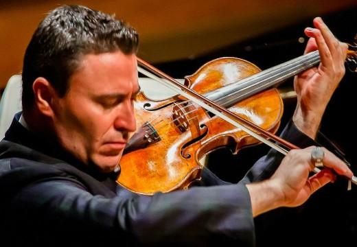 凡格羅夫 小提琴大師班5月27日台北師範大學