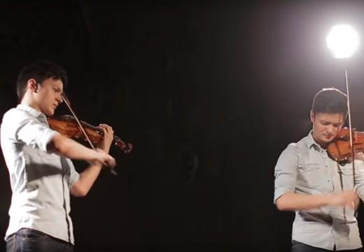 兩首卡門幻想曲改編的雙小提琴卡門