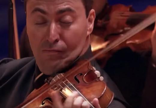 小提琴界的健美男 凡格羅夫