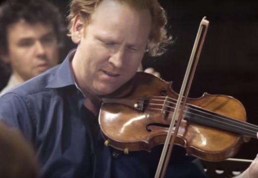 好濃厚的羅馬尼亞風小提琴小品