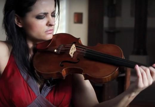 巴哈小提琴無伴奏最困難的賦格