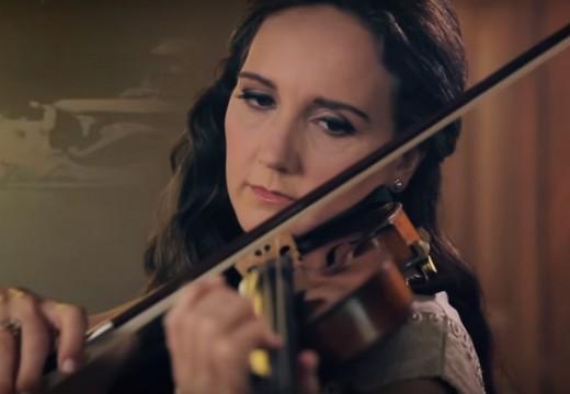精彩新編曲 「奇異恩典」小提琴版