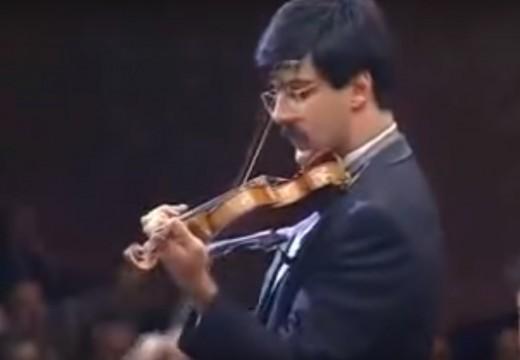 小提琴演奏吉他名曲 「阿罕布拉宮的回憶」