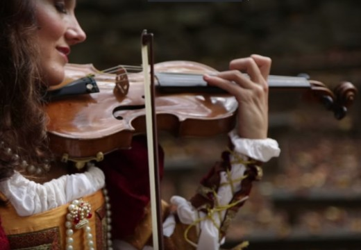小提琴與吉他詮釋英國經典民謠《史卡博羅市集》(Scarborough Fair)