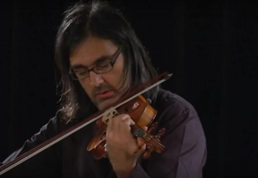 四天完成的舒曼小提琴奏鳴曲